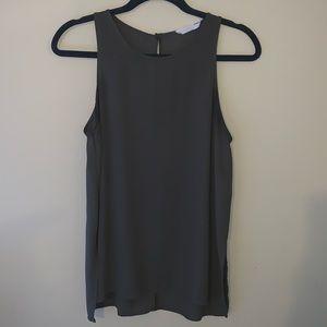 Lush sleeveless long tank